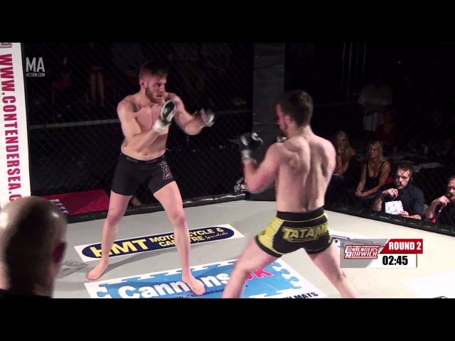 Tom Mearns vs Andre Goncalves - Contenders Norwich 6