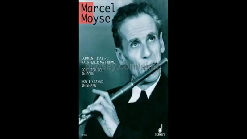 Marcel Moyse_Fantaisie Pastrale Hongroiseハンガリー田園幻想曲( Doppler)