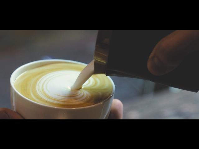 «Кафе» - промо-ролик про кофе