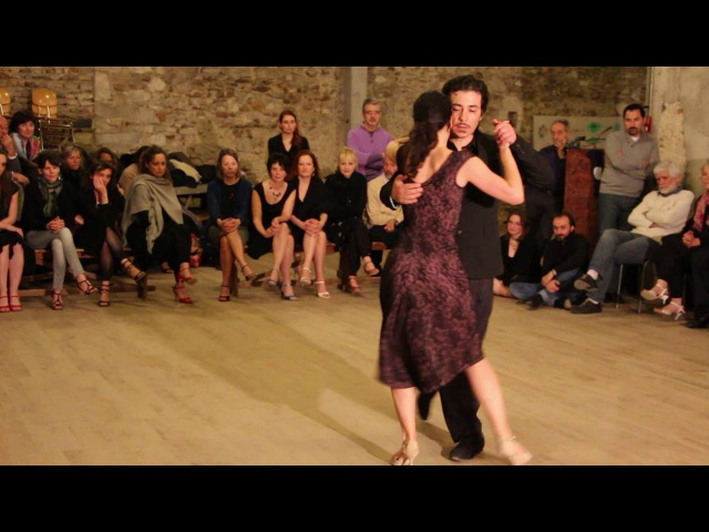 Celine Giordano Alexis Quezada Biagi Clermont Tango