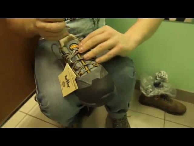 Треккинговые ботинки LOMER «Trail»