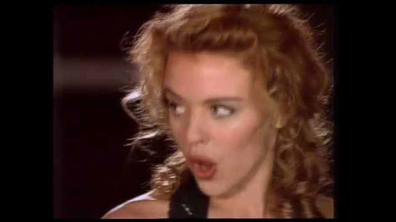 Kylie Minogue and Jason Donovan Especially For You Official Video