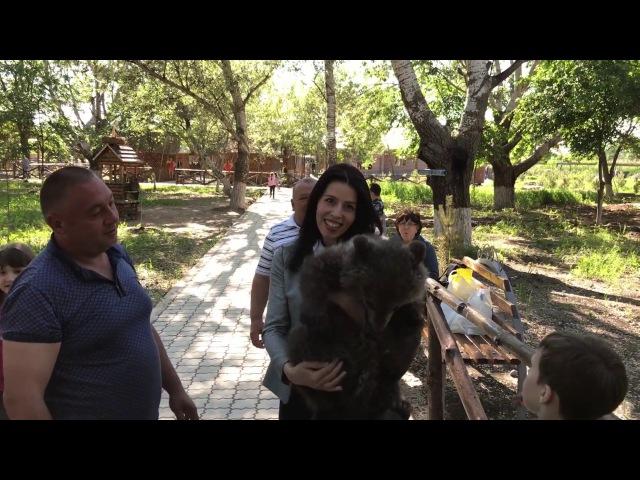 Парк живой природы Савелия Вашуры в Мариуполе
