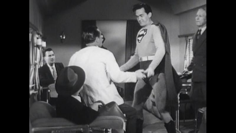 Атомный человек против Супермена 1950 5 серия