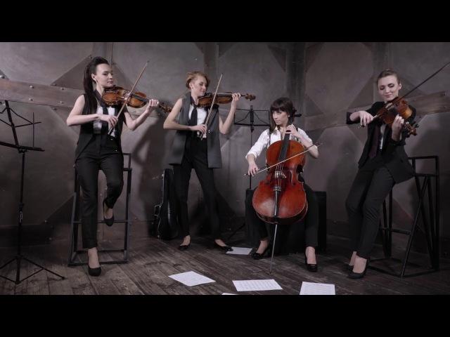 Шерлок OST Sherlock BBC Black Tie String Quartet strings cover