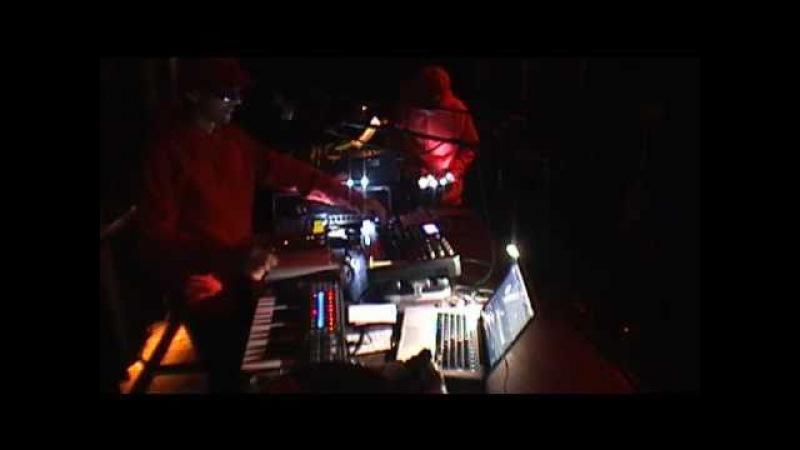 Downrocks Live at Marula (Barcelona 2010) Part-1