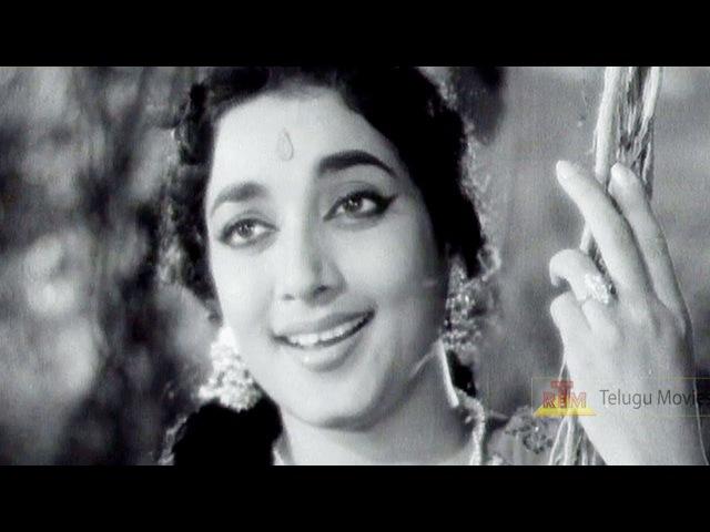 Andala O Chilaka - Duet Song - Letha Manasulu Songs(HD) - Harinath,Jamuna