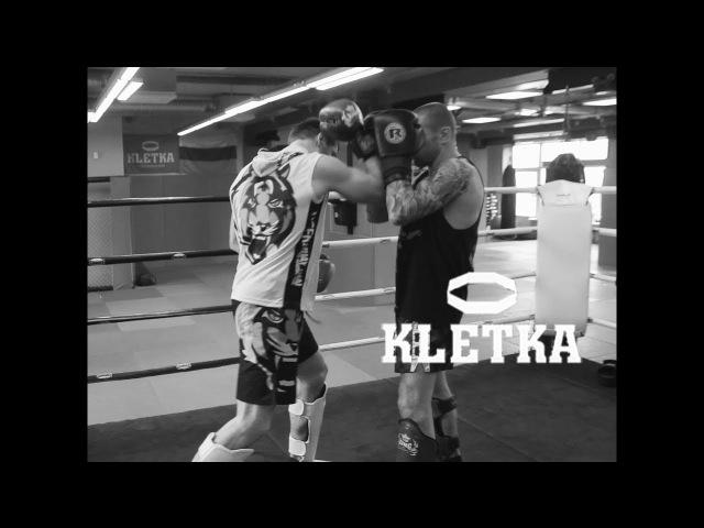 Нанесение ударов и комбинаций в бою —тренировки по тайскому боксу с Андреем Басыниным yfytctybt elfhjd b rjv,byfwbq d ,j. —nht