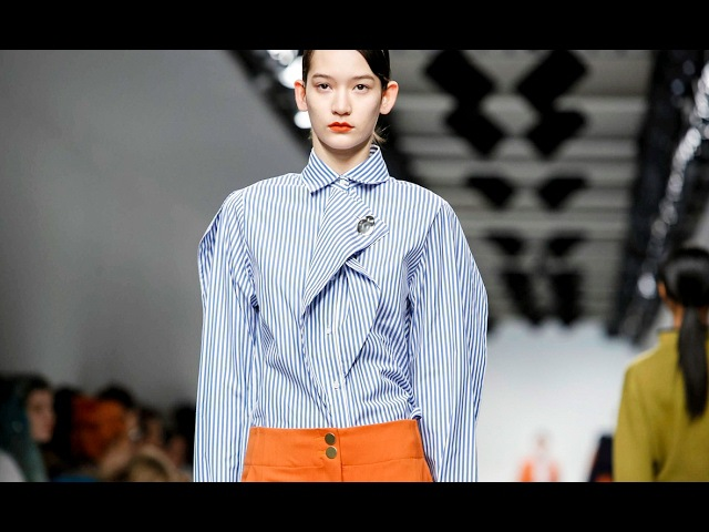 Eudon Choi Fall Winter 2017 2018 Full Fashion Show Exclusive