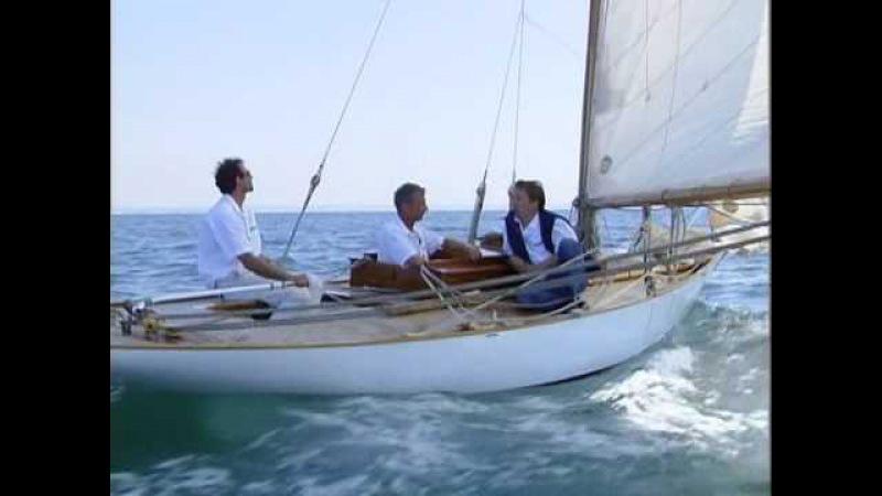 Classic Sailing Yacht Seabird PART 2 Boatyard STAGNOL - William Fife