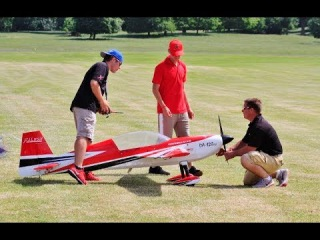 JASE THE ACE DUSSIA TEARS UP THE SKIES OF WESTON PARK RC INTERNATIONAL # 1 - 2017
