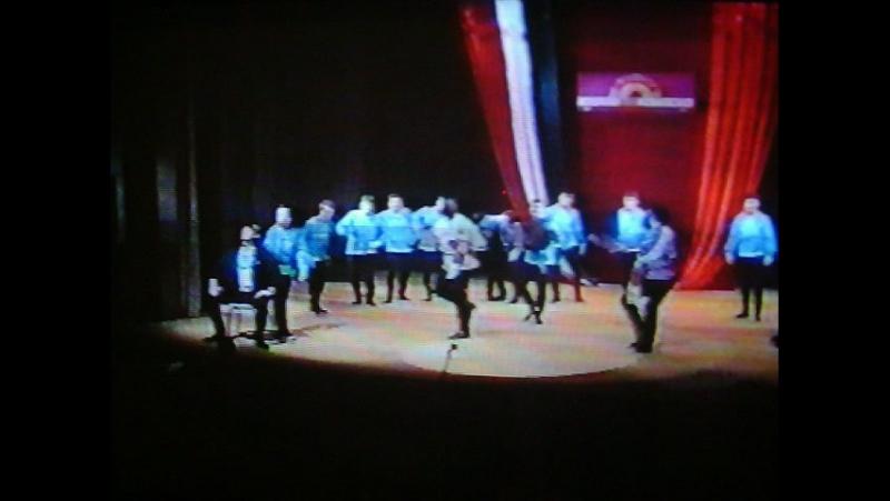 Щегловский жених танец моей молодости с анс танца Шахтёрский огонёк в Венгрии
