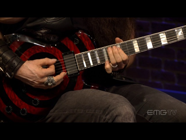 Zakk Wylde Plays Low Rider on EMGtv
