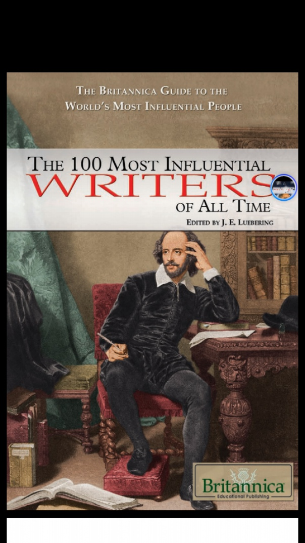 100 most influential Writers of All Time 352
