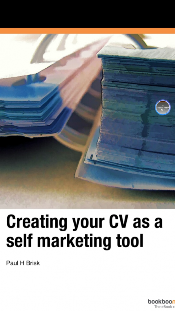 creating-your-cv-as-a-self-marketing-tool