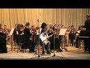 В Котельников детский концерт для балалайки с оркестром солист Александр Рябовол