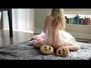 Teddybear fuck..