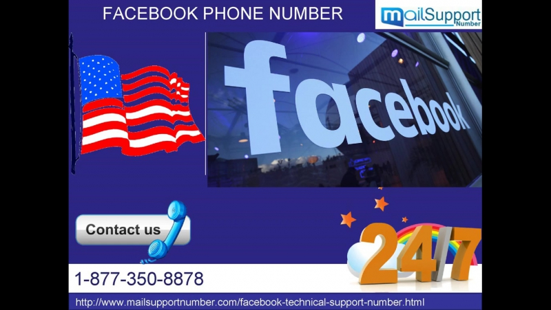 Get dazzling Facebook Phone Number to upsurge likes for FB page 1-877-350-8878