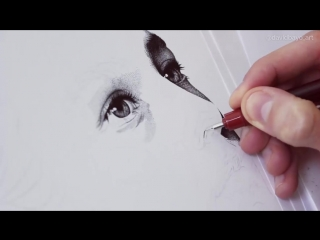 Astre - 3 Million Dots - Speed Drawing