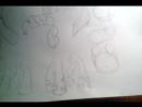 Мои рисунки с ПОНИ
