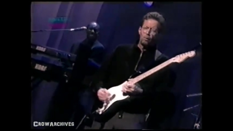 Eric Clapton Sheryl Crow Tearing Us Apart 69th Regiment Armory NYC 1996 9 12