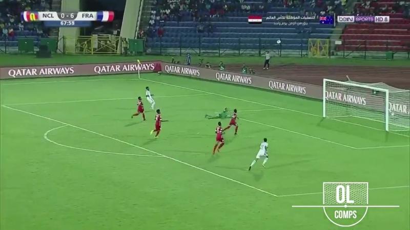 Lenny Pintor bienvenue à lOlympique Lyonnais par @ibarbinho