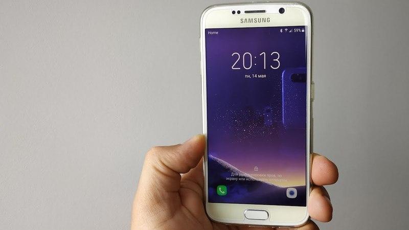 Супер защитные стекла Carkoci KUPISHIK для Samsung Galaxy S6 ► Посылка из Китая AliExpress