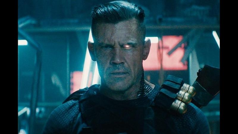 Дэдпул 2 (Deadpool 2) 2018. Трейлер русский дублированный [1080p]