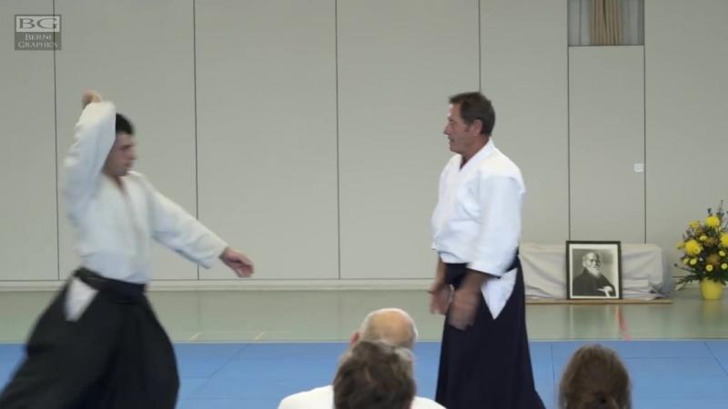 Aikido Christian Tissier