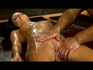 Erotic petting / touch of love. the intimate yoni and lingam massage