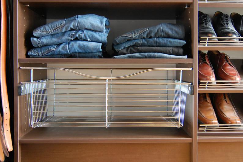 Идеальная гардеробная — как избежать ошибок по обустройству, изображение №12