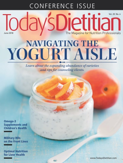 Todays Dietitian - June 2018