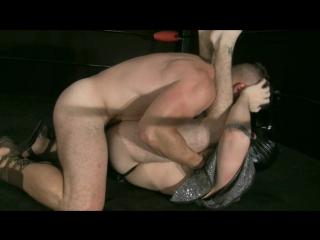 [720]  muscle domination wrestling - gladiators - matt trasher vs morgan cruise (wrestling video (18+))