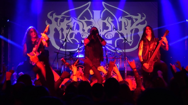 Marduk The Levelling Dust Live At Kruhnen Musik Halle Brasov Romania 05 05 2018