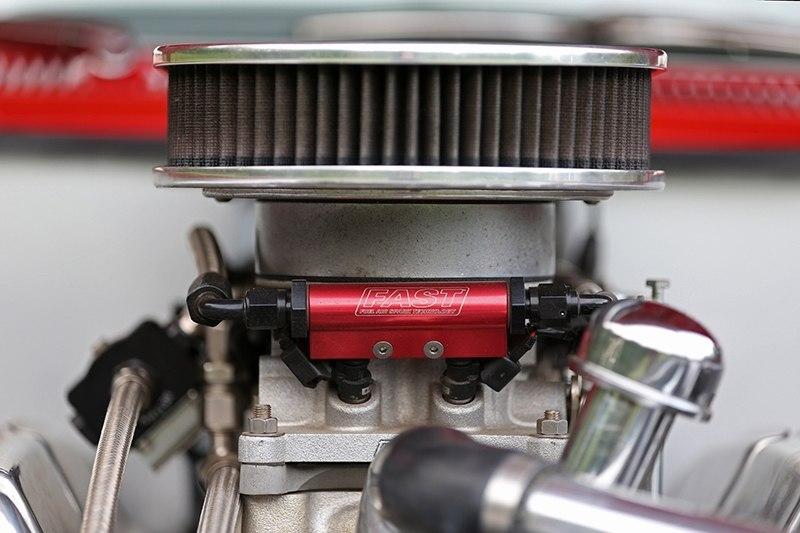 Chevy Impala 1962 года: самый правильный кастом, изображение №12