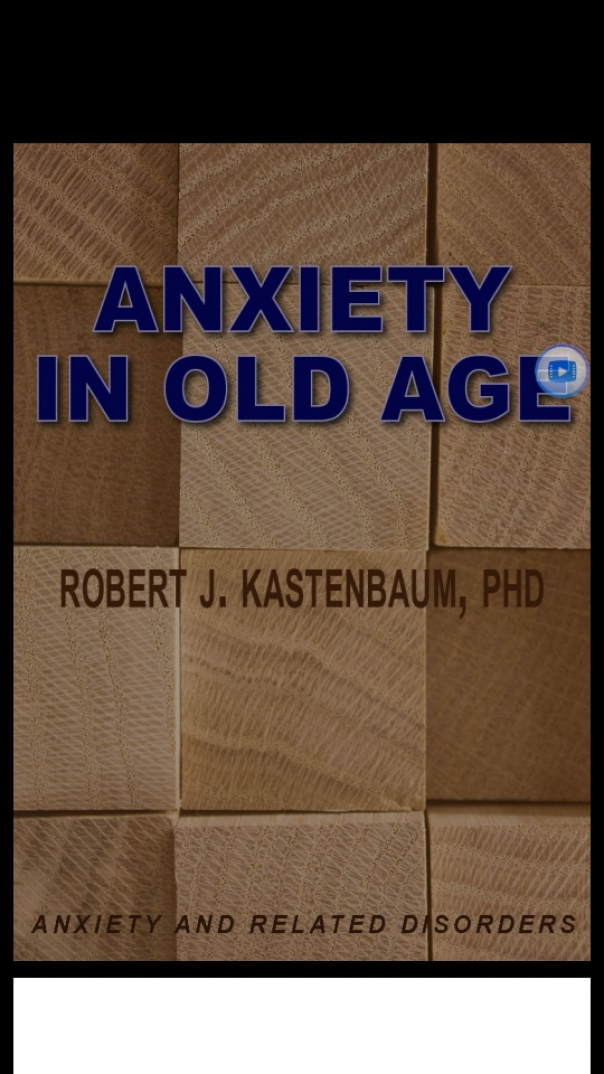 anxiety in old age