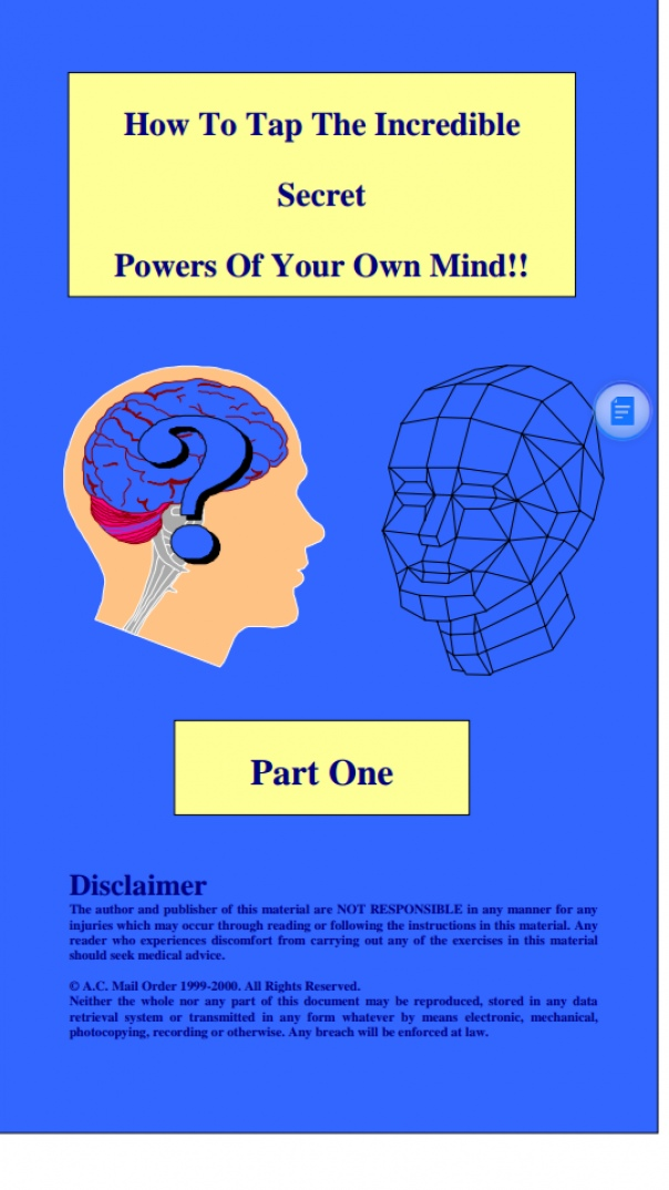 How To Tap The Incredible Secret Powers Of Your Mind