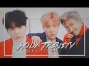 BTS x Suga J-hope Rap Monster | Min Yoongi Jung Hoseok Kim Namjoon | Vine