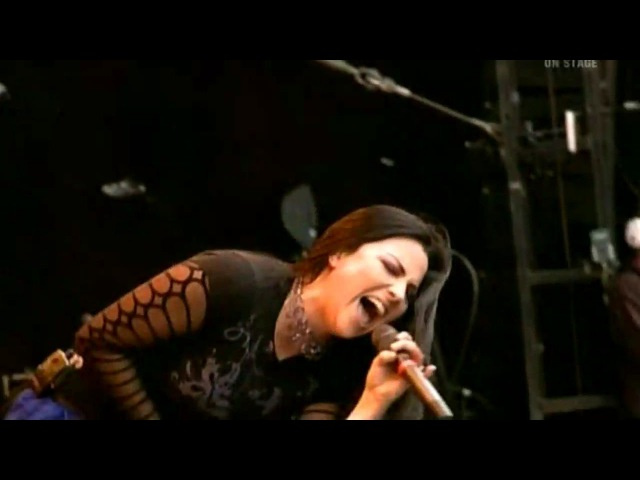 Evanescence Live at PinkPop 2007 Full Show