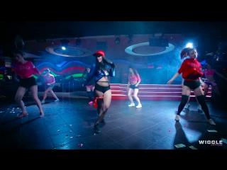 Bronx Dance Team (Reggaeton) - WIGGLE Winter Party 2017