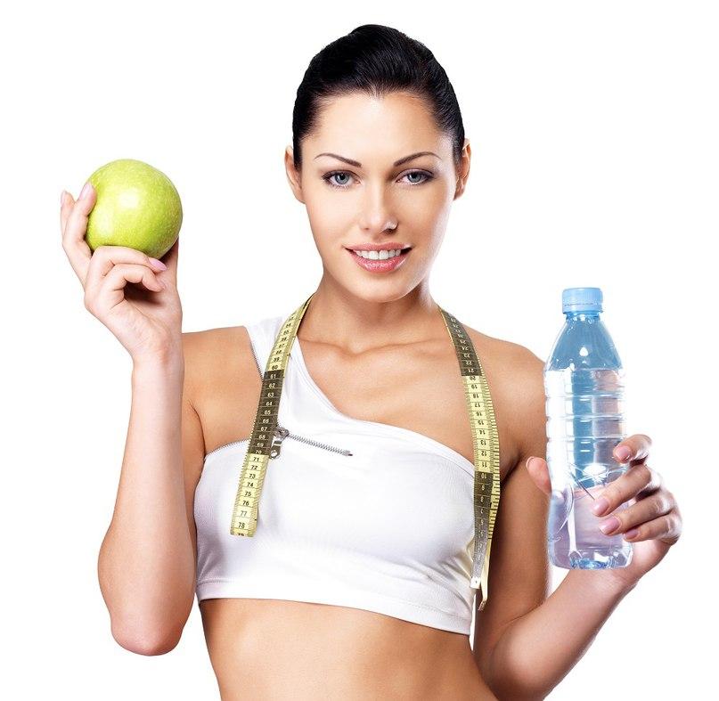 Рацион водной диеты