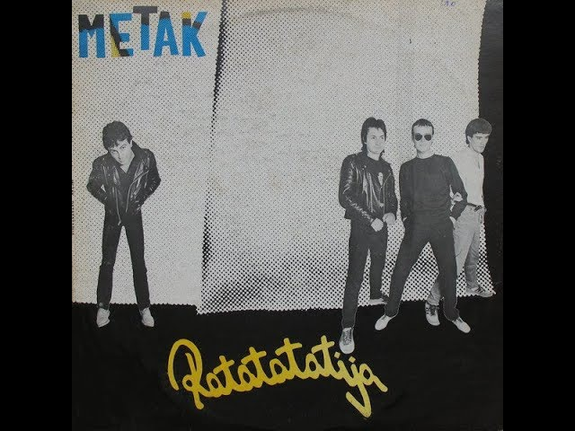 Metak Album Ratatatatija 1981