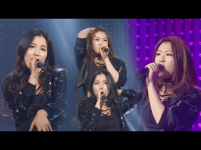 김소희·이수민 흠잡을 데 없는 완성형 무대 'The Boys' 《KPOP STAR 6》 K팝스타6 EP30