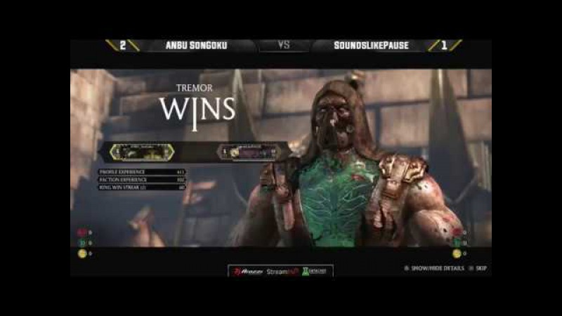 Mortal Kombat XL Kombat Cup Season 2 Week 8 Top 16 ft Rewind ILuusions and more