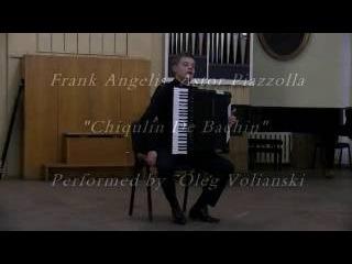 "Frank Angelis Astor Piazzolla Chiqulin De Bachin / Ф. Анжелис ""Воспоминание"""