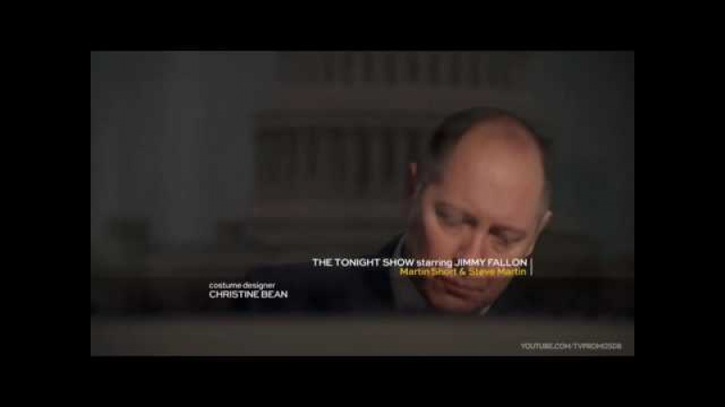 Промо 10 серии 4 сезона сериала Чёрный список The Blacklist