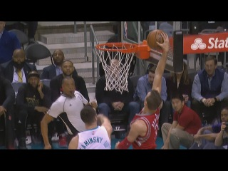 Sam Dekker's Rack Attack | Rockets vs Hornets | February 9, 2017 | 2016-17 NBA Season