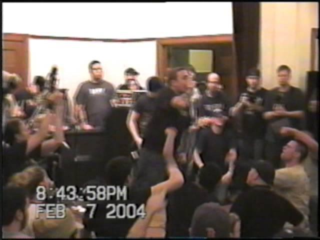 Death Threat Full Set LIVE 2004 Boston