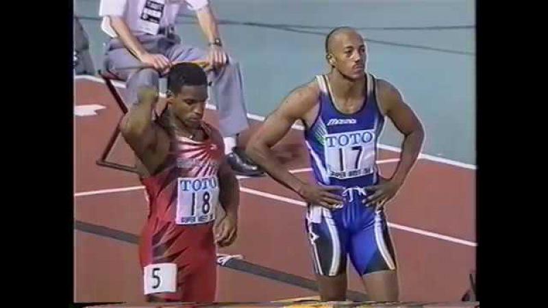 1998 スーパー陸上 男子100m 予選2組
