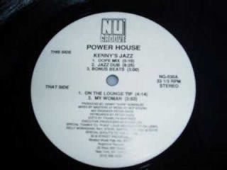 POWER HOUSE Kenny's Jazz (Jazz Dub)